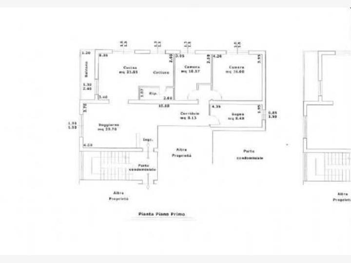 Appartamento vendita CECINA (LI) - 4 LOCALI - 100 MQ