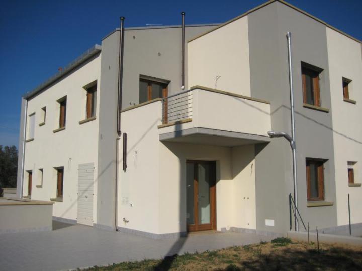 Appartamento indipendente, San Pietro In Palazzi, Cecina, in nuova costruzione