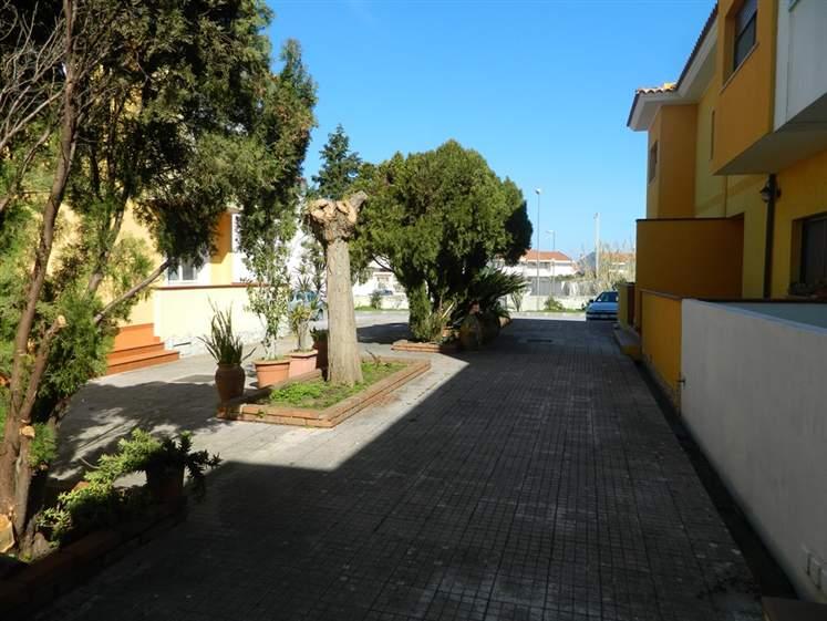 Villa a schiera in Via Galatea, Saponara Marittima, Saponara