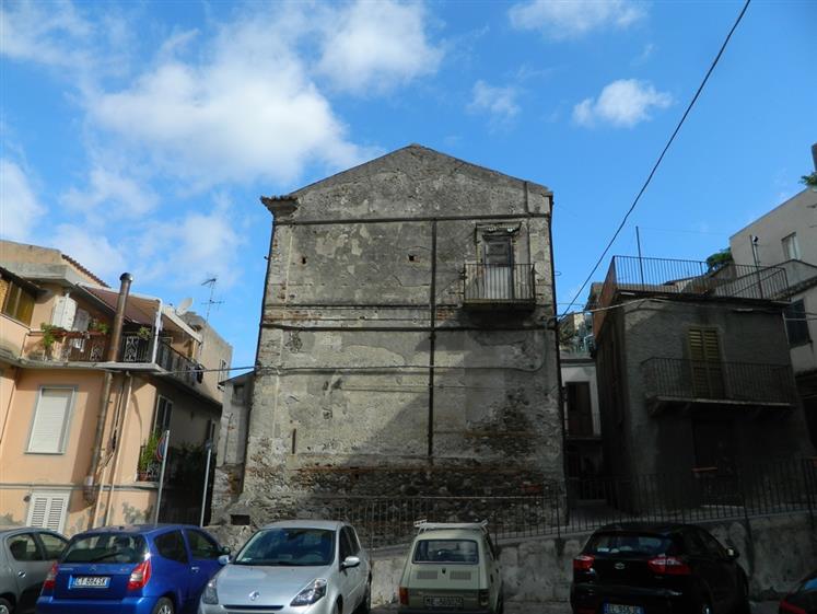 Terratetto in Via Appia, Saponara Marittima, Saponara