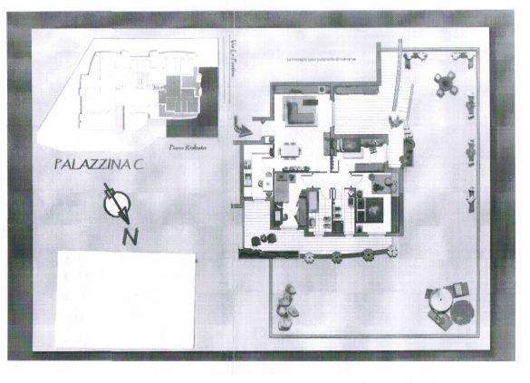 Appartamento in vendita a Sermoneta, 4 locali, prezzo € 220.000 | Cambio Casa.it