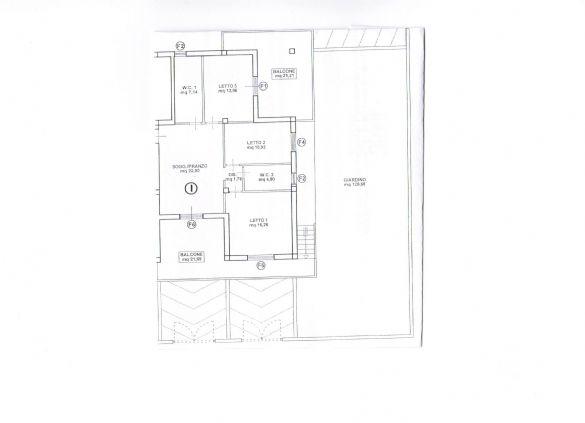 Appartamento in Vendita a Sermoneta