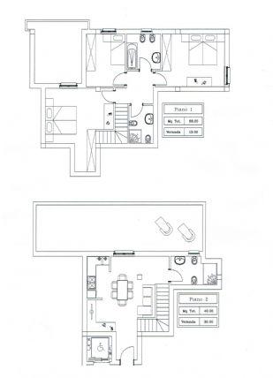 Appartamento vendita LATINA (LT) - 5 LOCALI - 110 MQ