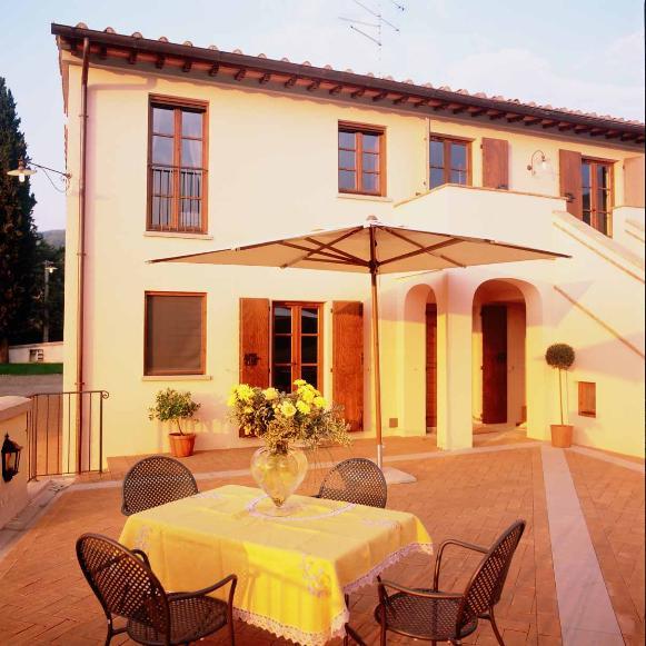 Villa, Molinelli, Arezzo