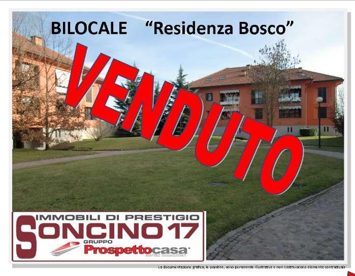 Appartamento in vendita a Cusago, 2 locali, prezzo € 210.000 | Cambio Casa.it