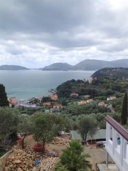 Soluzione Semindipendente in affitto a Lerici, 4 locali, zona Zona: Pugliola, prezzo € 500 | CambioCasa.it