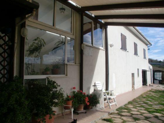 Rustico casale, Montesicuro, Ancona