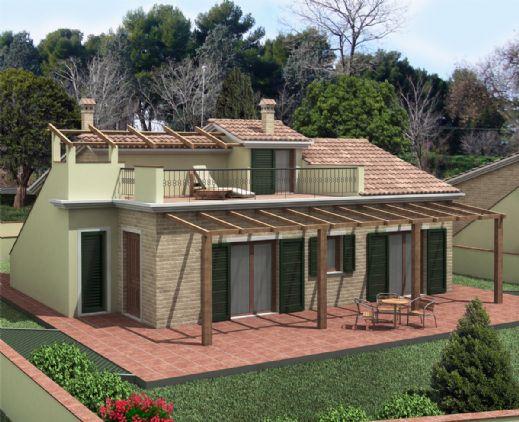 Villa a Schiera in Vendita a Sirolo
