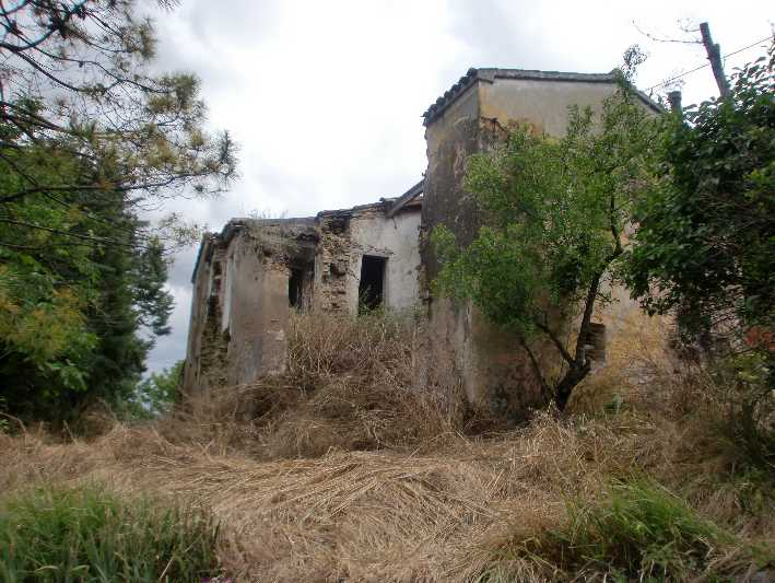 Rustico casale, Gallignano, Ancona, da ristrutturare