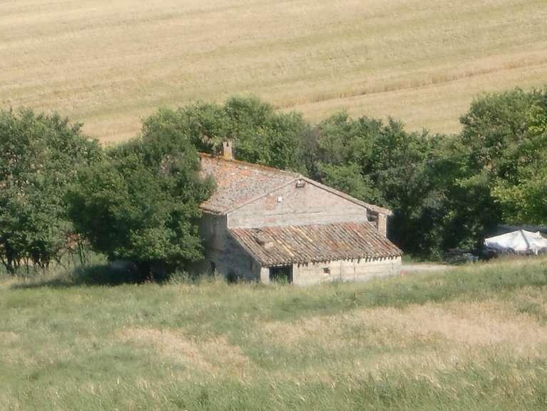 Rustico casale, Pinocchio, Ancona, da ristrutturare