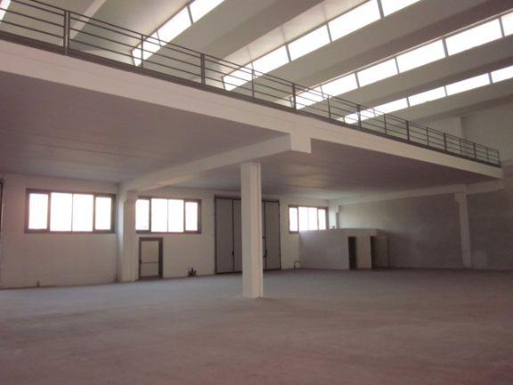 Capannone industriale, Cittadella, Modena