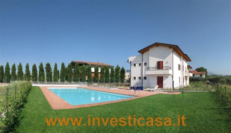 Appartamento in affitto a Lazise, 2 locali, prezzo € 550 | Cambio Casa.it