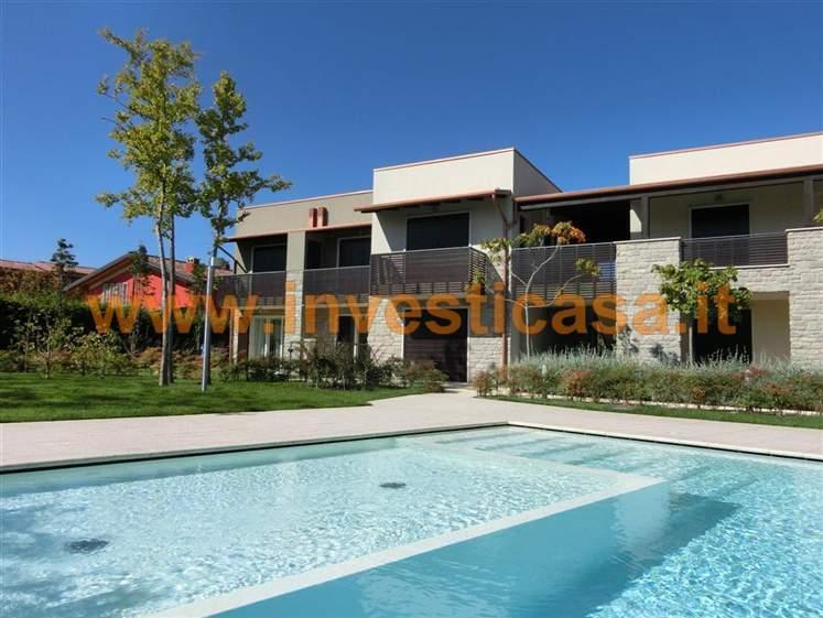 Appartamento in vendita a Cavaion Veronese, 3 locali, prezzo € 250.000 | Cambio Casa.it