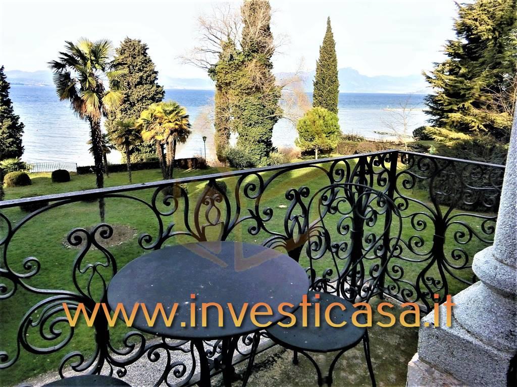 Appartamento in affitto a Lazise, 4 locali, zona Località: PACENGO, prezzo € 7.000 | Cambio Casa.it