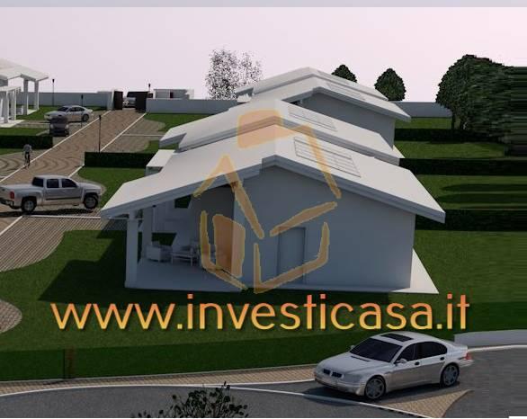 Villa in vendita a Costermano, 4 locali, zona Zona: Castion, prezzo € 378.000 | Cambio Casa.it