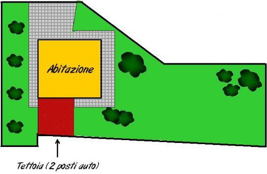 Villa in vendita a Santa Maria di Sala, 4 locali, zona Zona: Sant'Angelo di Sala, prezzo € 160.000 | Cambio Casa.it