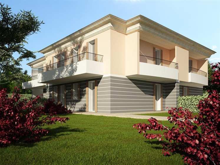 Appartamento in vendita a Massanzago, 3 locali, zona Località: SAN DONO, prezzo € 185.000 | Cambio Casa.it