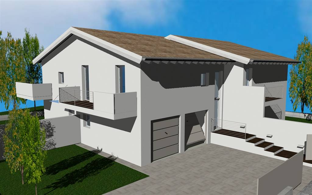 Soluzione Indipendente in vendita a Salzano, 4 locali, zona Località: COMELICO, prezzo € 290.000 | Cambio Casa.it