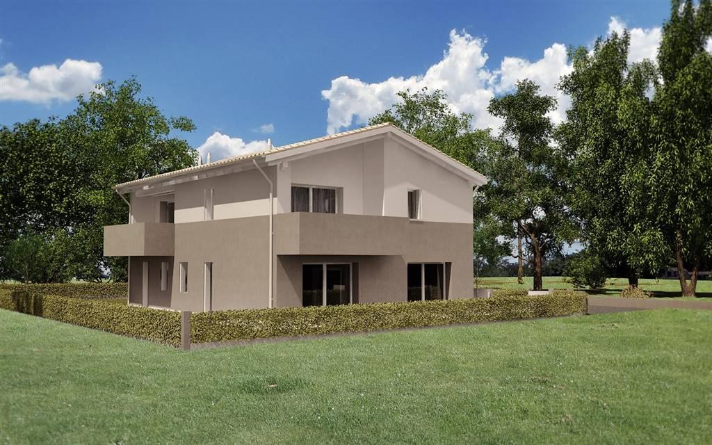 Soluzione Indipendente in vendita a Noale, 4 locali, zona Località: VIA CERVA, prezzo € 261.000 | Cambio Casa.it