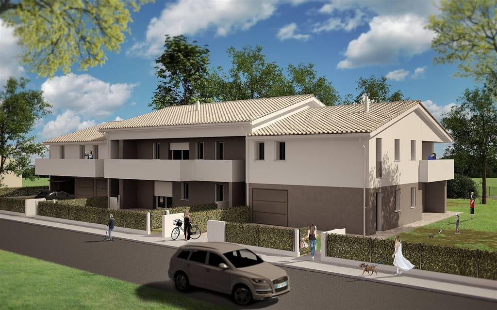 Soluzione Indipendente in vendita a Salzano, 4 locali, zona Località: GRAMSCI, prezzo € 223.000 | Cambio Casa.it
