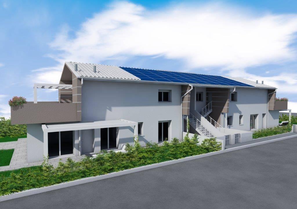 Soluzione Indipendente in vendita a Martellago, 4 locali, prezzo € 255.000 | Cambio Casa.it