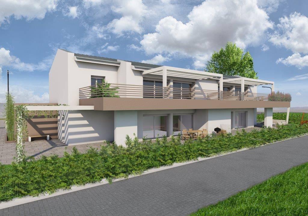 Soluzione Indipendente in vendita a Scorzè, 4 locali, zona Zona: Peseggia, prezzo € 225.000 | Cambio Casa.it