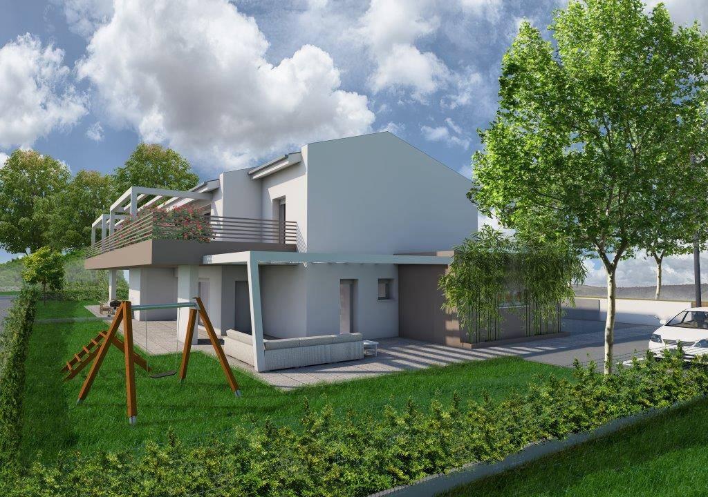 Appartamento in vendita a Scorzè, 4 locali, zona Zona: Peseggia, prezzo € 225.000   Cambio Casa.it