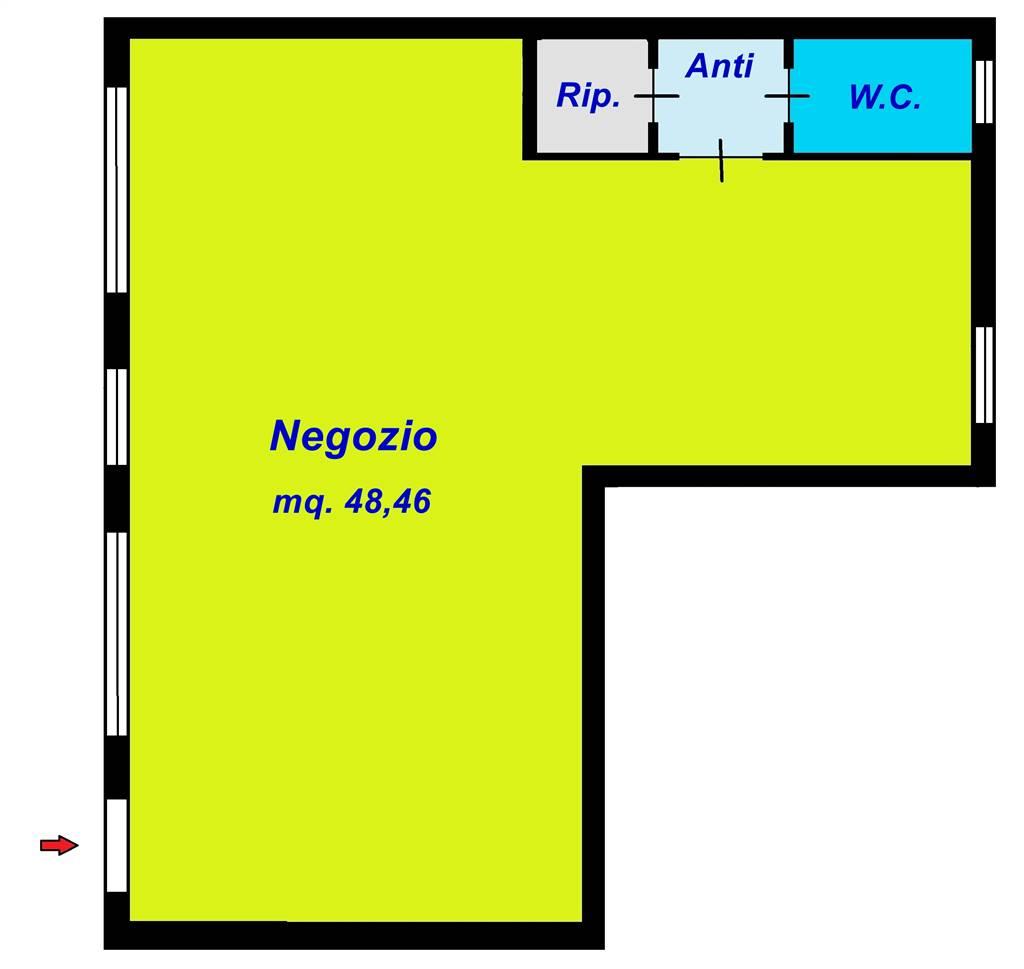 Negozio / Locale in affitto a Mirano, 1 locali, prezzo € 850 | Cambio Casa.it