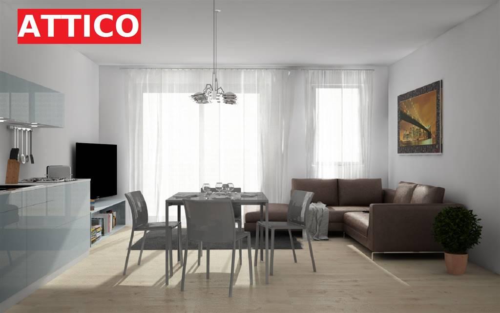 Attico / Mansarda in vendita a Salzano, 4 locali, zona Località: COMELICO, prezzo € 345.000 | Cambio Casa.it