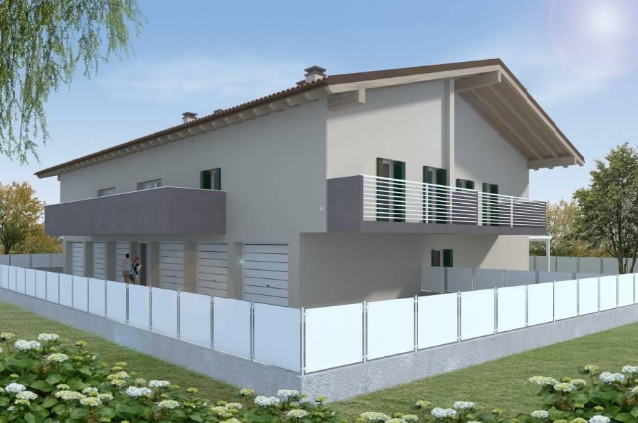 Soluzione Indipendente in vendita a Salzano, 4 locali, zona Località: OBERDAN, prezzo € 230.000 | CambioCasa.it