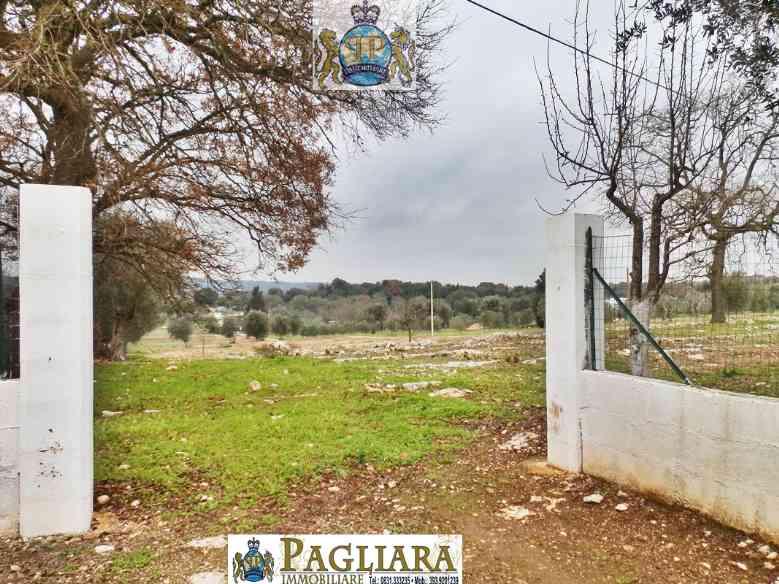 Terreno Edificabile Residenziale in Vendita a Cisternino