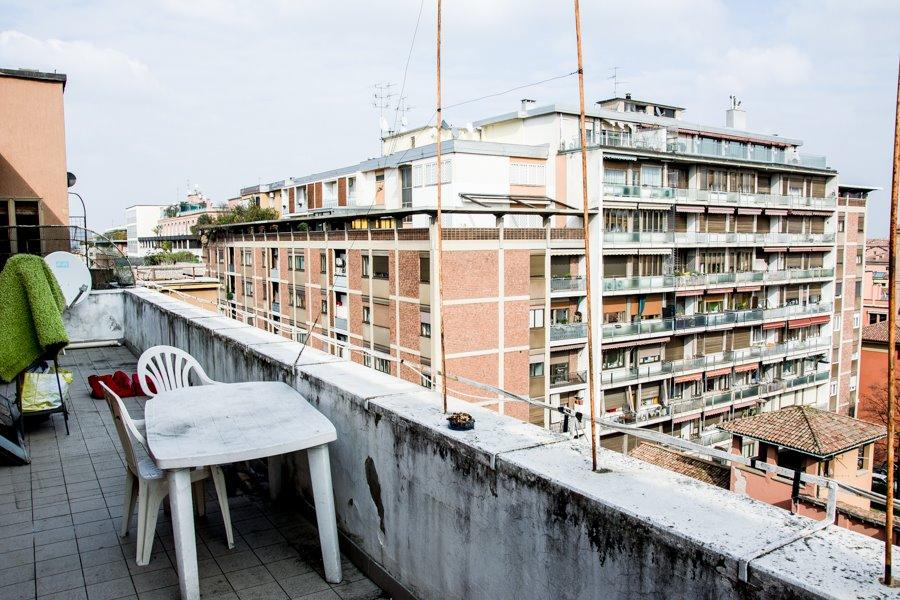 Attico, Marconi, Bologna, da ristrutturare