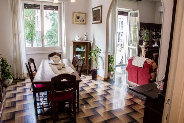 Appartamento in Via Montebello, Centro Storico, Bologna