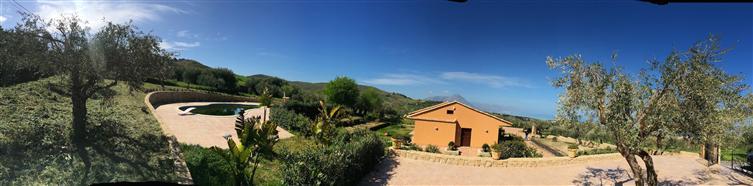 Villa in affitto a Campofelice di Roccella, 2 locali, prezzo € 600 | Cambio Casa.it
