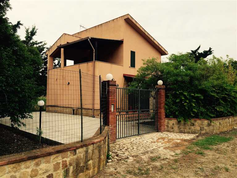 Villa in vendita a Lascari, 4 locali, prezzo € 245.000 | Cambio Casa.it
