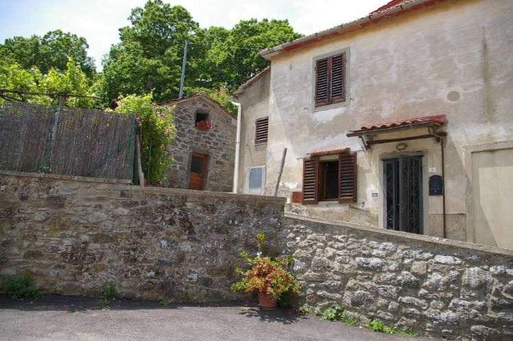 Soluzione Indipendente in vendita a San Godenzo, 4 locali, zona Zona: Castagno d'Andrea, prezzo € 85.000 | Cambio Casa.it