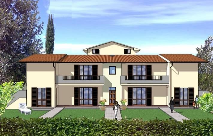 Appartamento in vendita a Borgo San Lorenzo, 3 locali, zona Località: RONTA, prezzo € 179.000 | Cambio Casa.it