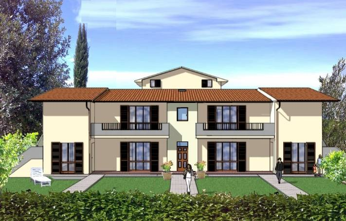 Appartamento in Vendita a Borgo San Lorenzo