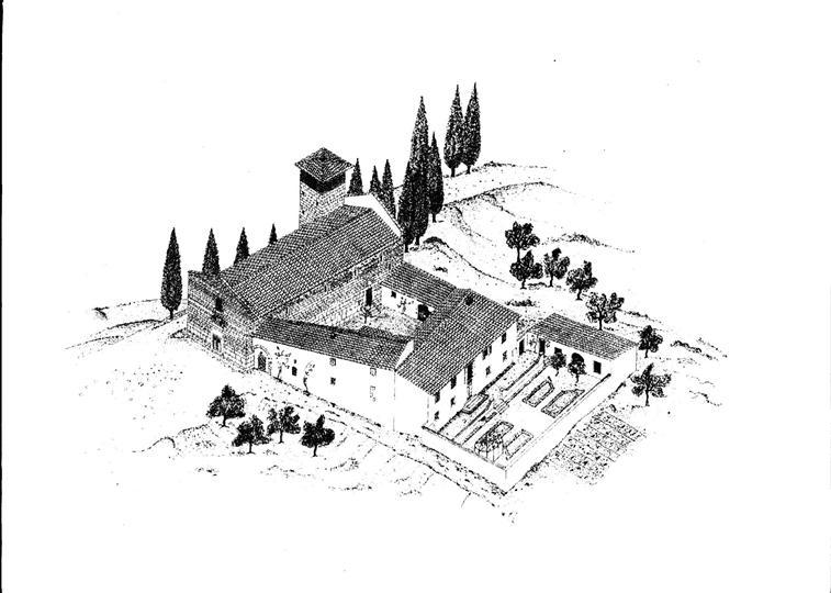Rustico / Casale in Vendita a Pistoia