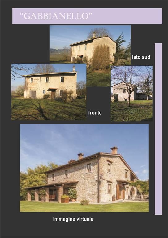 Soluzione Indipendente in vendita a Barberino di Mugello, 10 locali, zona Località: BILANCINO, prezzo € 240.000 | Cambio Casa.it