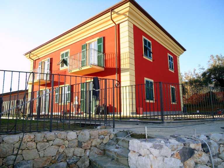 Foto: Villa, Migliarina, La Spezia, in nuova costruzione
