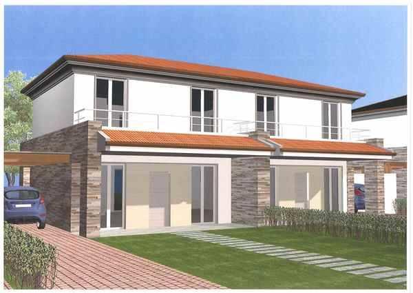 Villa in vendita a Falconara Marittima, 4 locali, zona Zona: Castelferretti, prezzo € 295.000 | Cambio Casa.it