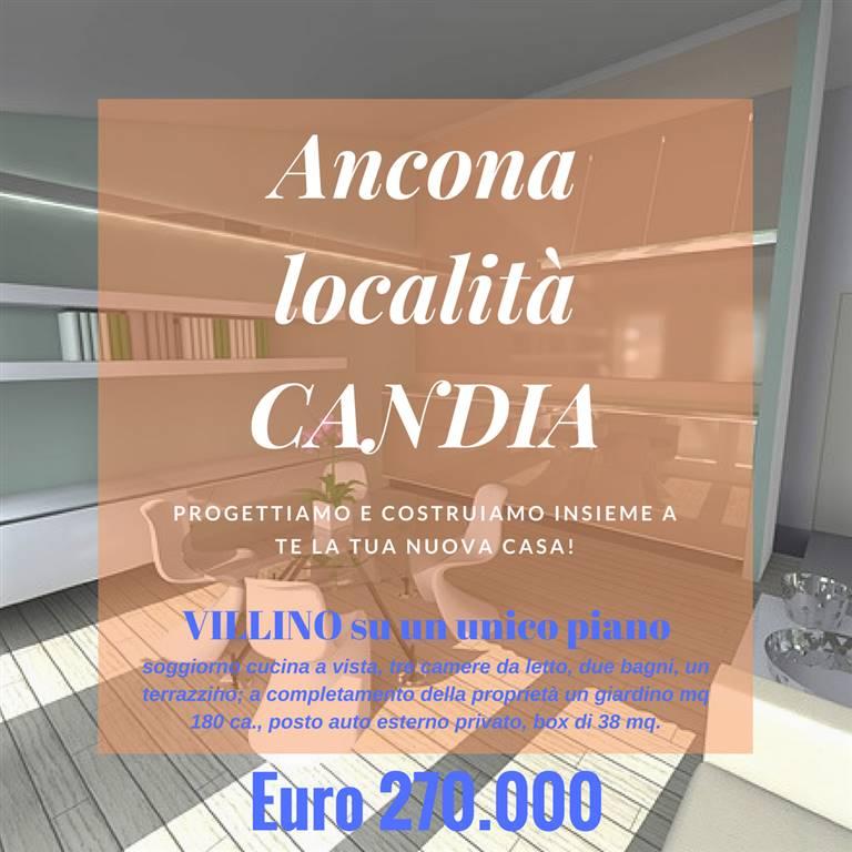 Villa in vendita a Ancona, 4 locali, zona Zona: Candia, prezzo € 270.000 | Cambio Casa.it