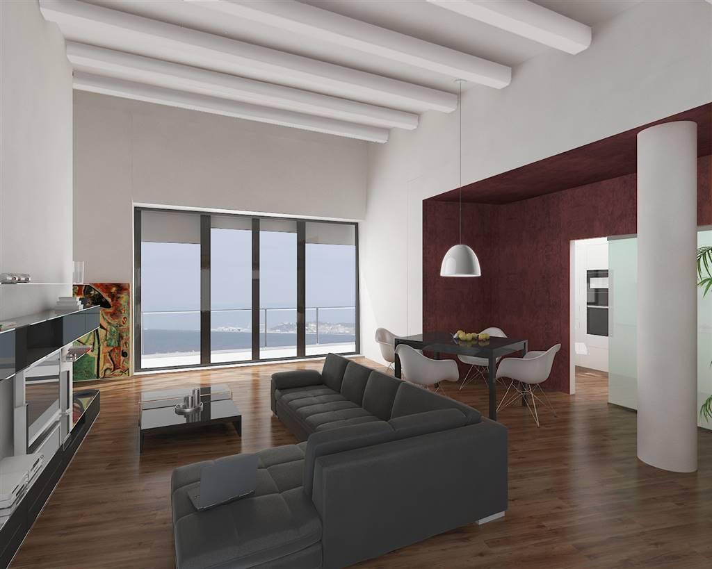Attico / Mansarda in vendita a Falconara Marittima, 3 locali, Trattative riservate   Cambio Casa.it