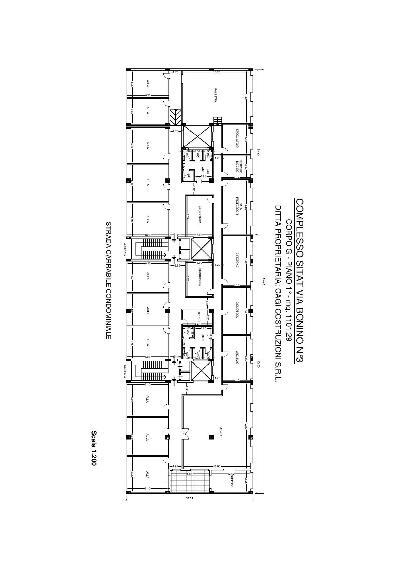 Ufficio / Studio in vendita a Messina, 1 locali, zona Località: GAZZI, Trattative riservate   Cambio Casa.it