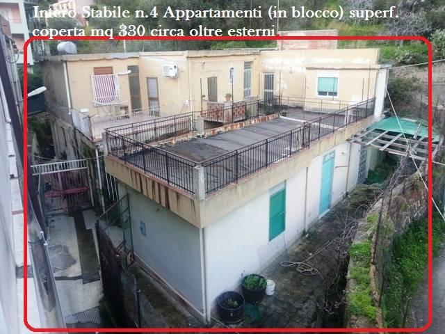 Soluzione Indipendente in vendita a Messina, 10 locali, prezzo € 180.000 | Cambio Casa.it