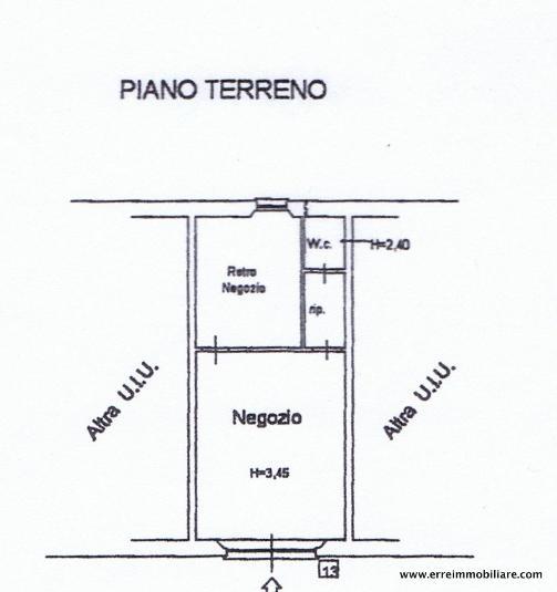 Negozio / Locale in vendita a Follonica, 1 locali, prezzo € 135.000 | CambioCasa.it