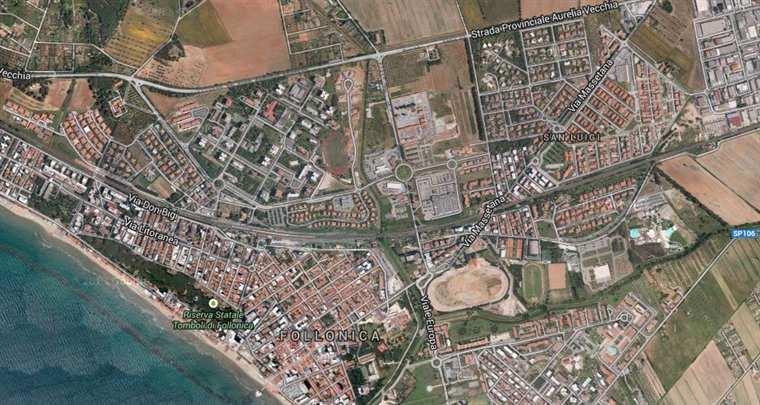 Terreno Edificabile Residenziale in vendita a Follonica, 9999 locali, prezzo € 260.000 | Cambio Casa.it