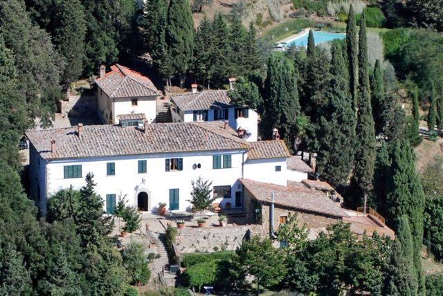 Villa in vendita a Greve in Chianti, 30 locali, zona Località: SPEDALUZZO, Trattative riservate | Cambio Casa.it