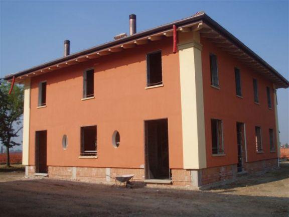 Villa Bifamiliare in Vendita a Bentivoglio